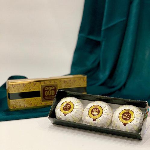 Royal Oud Soap Bars 125g (3 Pack)