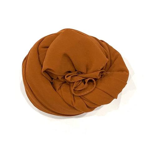 Chiffon Hijab Terracotta