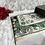 Thumbnail: Emerald Floral Arch Velvet Janamaz