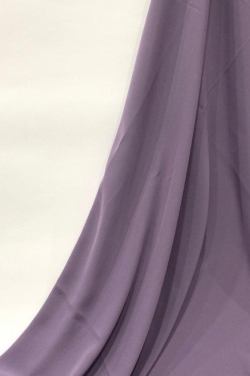 Luxury Chiffon Hijab Lilac