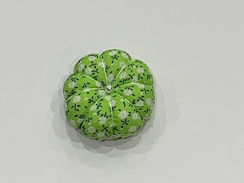 Green Flower Pin Cushion