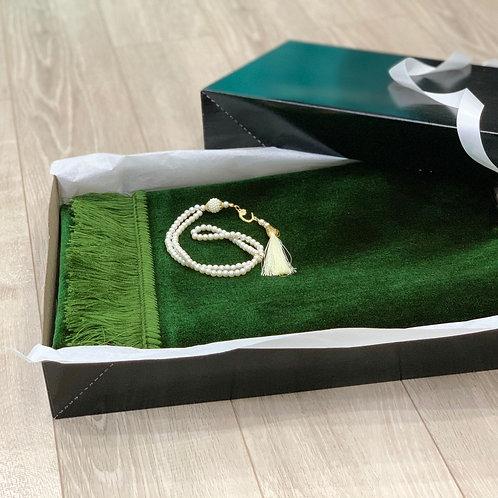 Jummah Janamaz Emerald