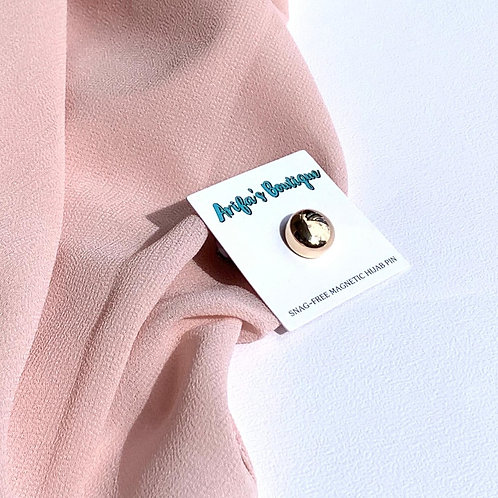 Snag Free Magnetic Pin Gold