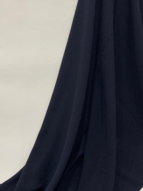 Luxury Chiffon Hijab Navy