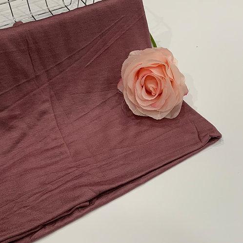 Jersey Hijab Mauve Pink