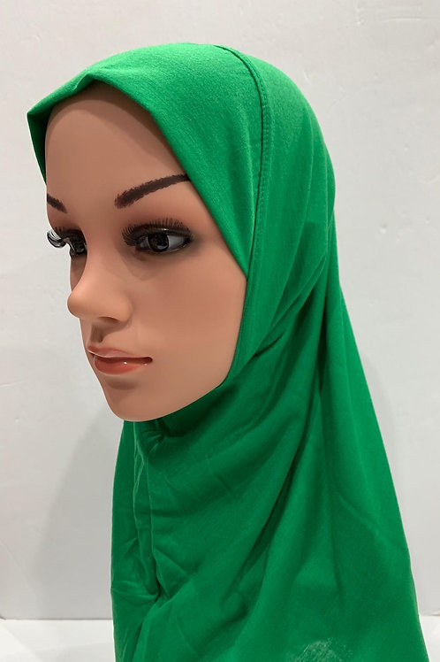 Kids Hijab Medium Sage