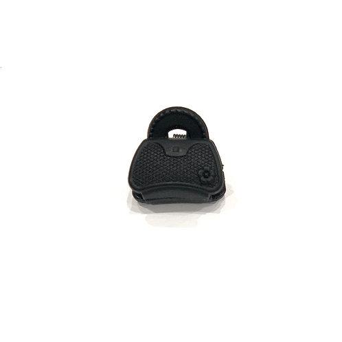 Butterfly Hijab Pin Black