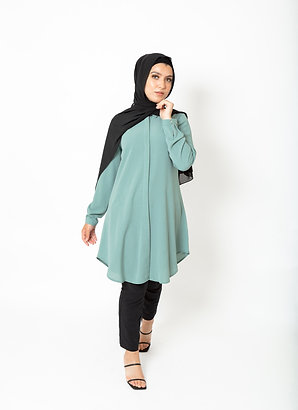 Zeenat Tunic Jade