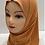 Thumbnail: Kids Hijab Small Burnt Orange