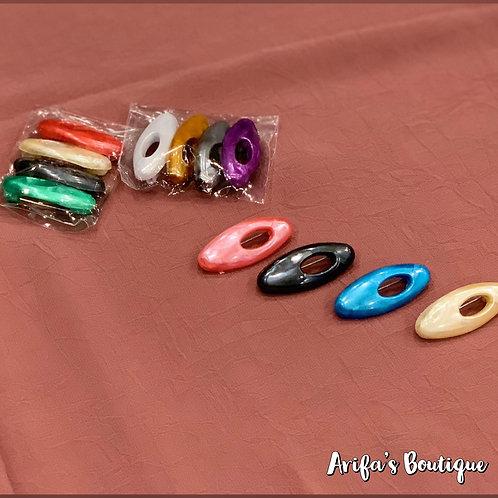 Hijab Pins Mix Color