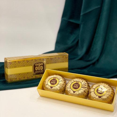 Oriental Oud Soap Bar 125g (3 Pack)