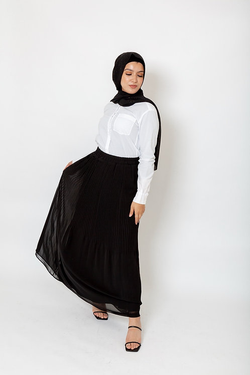 Sumaya Skirt Black