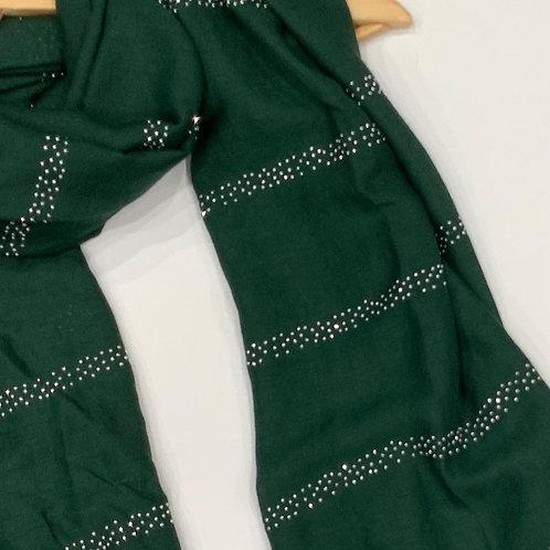 Glam Hijab Emerald