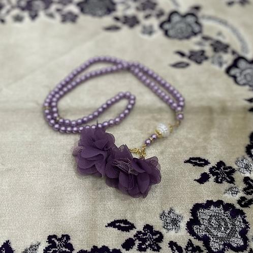 Lavender Rose Tasbih