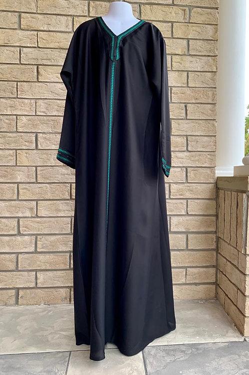 Kids abaya size 50