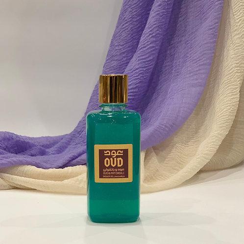 Patchouli Oud Shower Gel 300ml