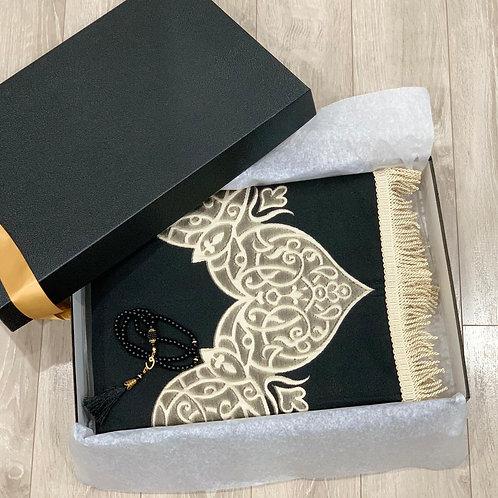 Luxury Janamaz Black