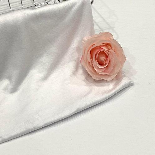 Jersey Hijab Daisy White