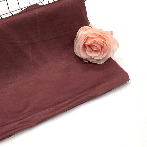 Jersey Hijab Rose