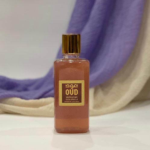 Vanilla Oud Shower Gel 300ml