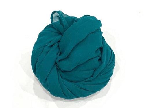 Chiffon Hijab Light Turquoise