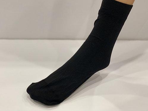 Ankle socks black