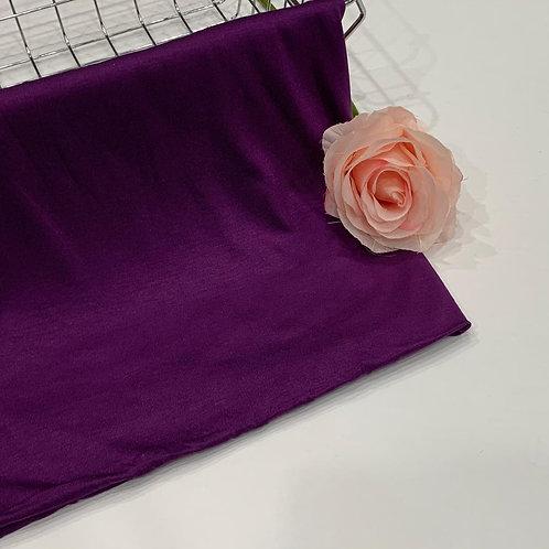 Jersey Hijab Violet