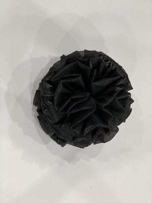 Large Fabric Volumizer Clip Black