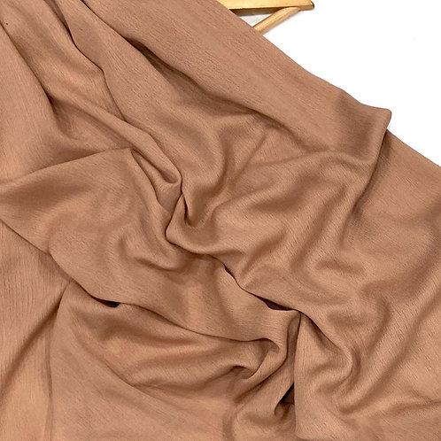 Classic Modal Hijab Coral Blush