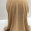 Thumbnail: Kids Hijab Small Beige