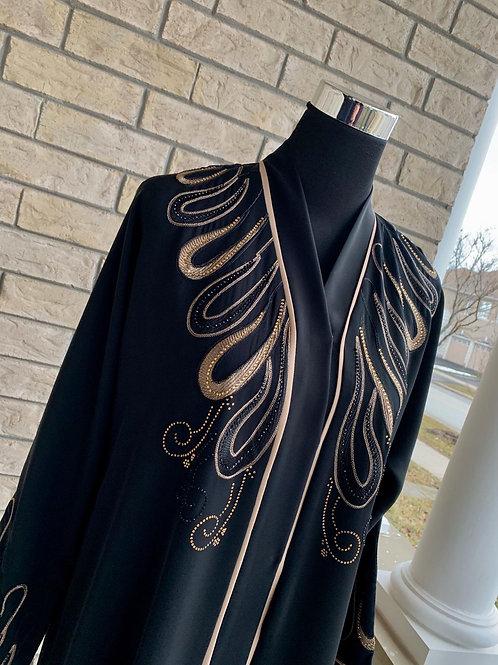 Premium Embroidery Abaya