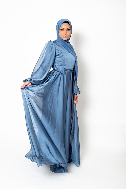Celine Gown Azure