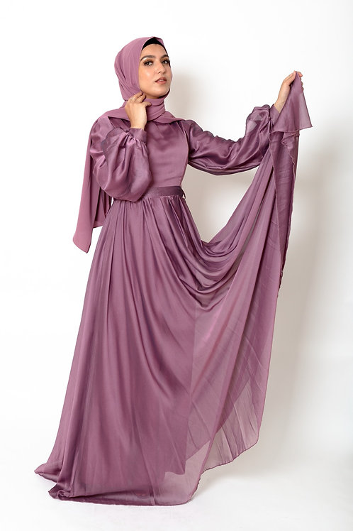 Celina Gown Rose