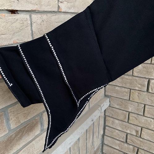 Abaya with Handwork