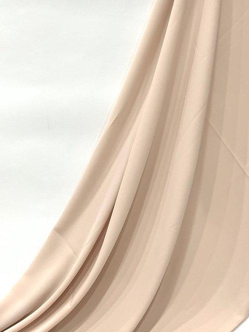 Luxury Chiffon Hijab Vanilla