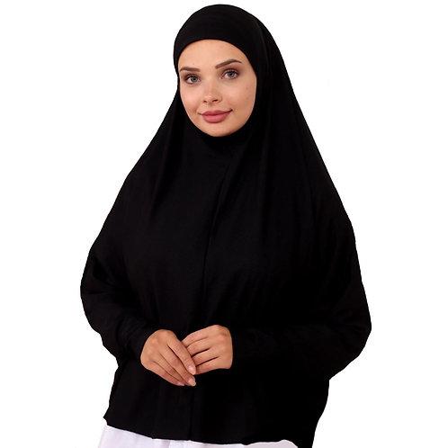 Premium Namaaz Chadar Black