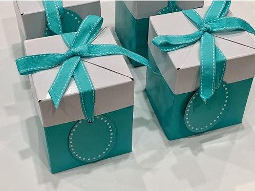 Gift Box Teal