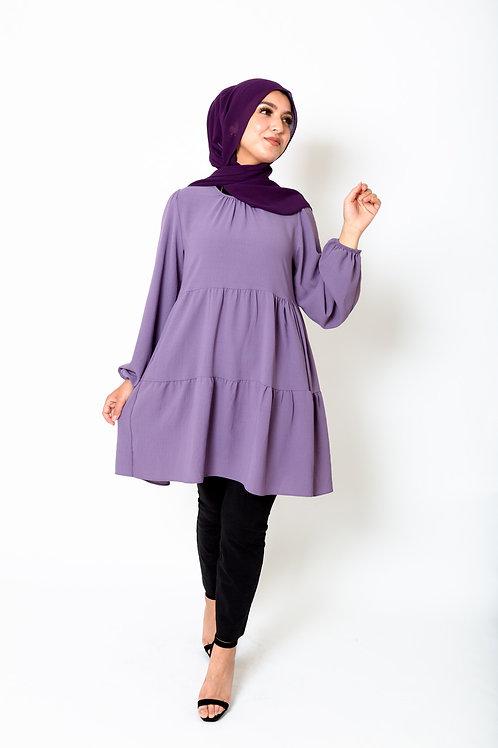 Amira Tunic Lavender