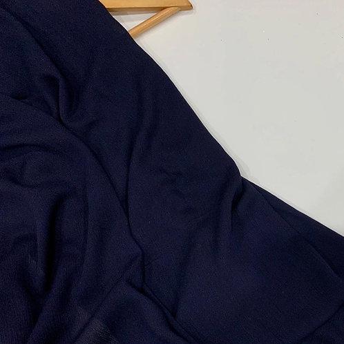 Classic Modal Hijab Navy Blue