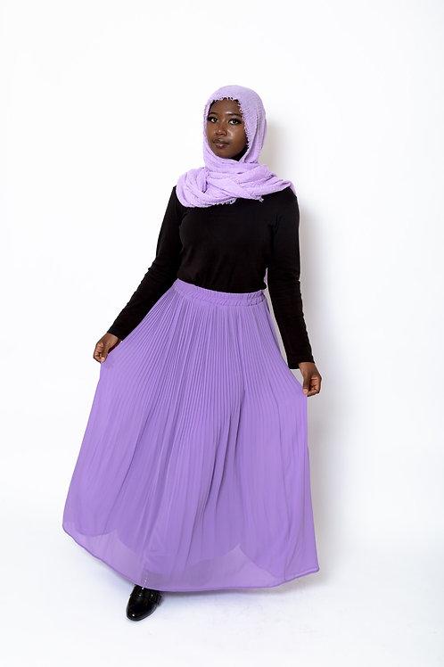 Sumaya Skirt Iris