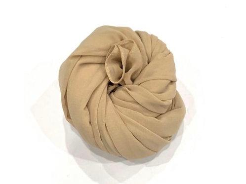 Chiffon Hijab French Cream