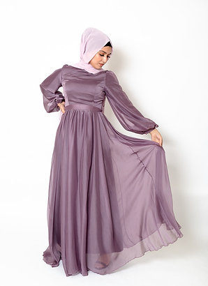 Celina Gown Lilac