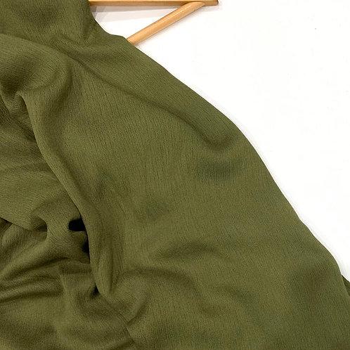 Classic Modal Hijab Olive