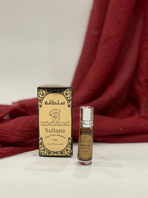 Sultana Etar/Roll-On Perfume