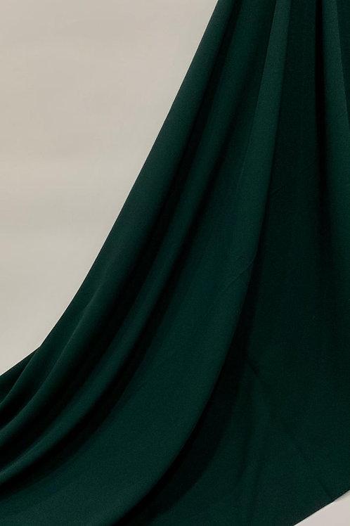 Luxury Chiffon Hijab Pine