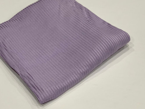 Ribbed Jersey Hijab Lilac
