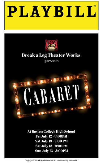 Cab Playbill.png