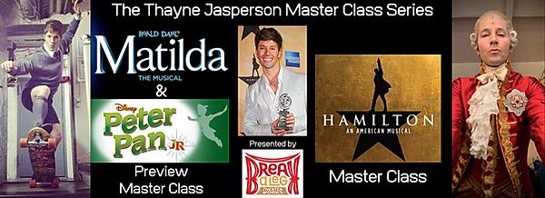 The Thayne Jasperson Master Class Series