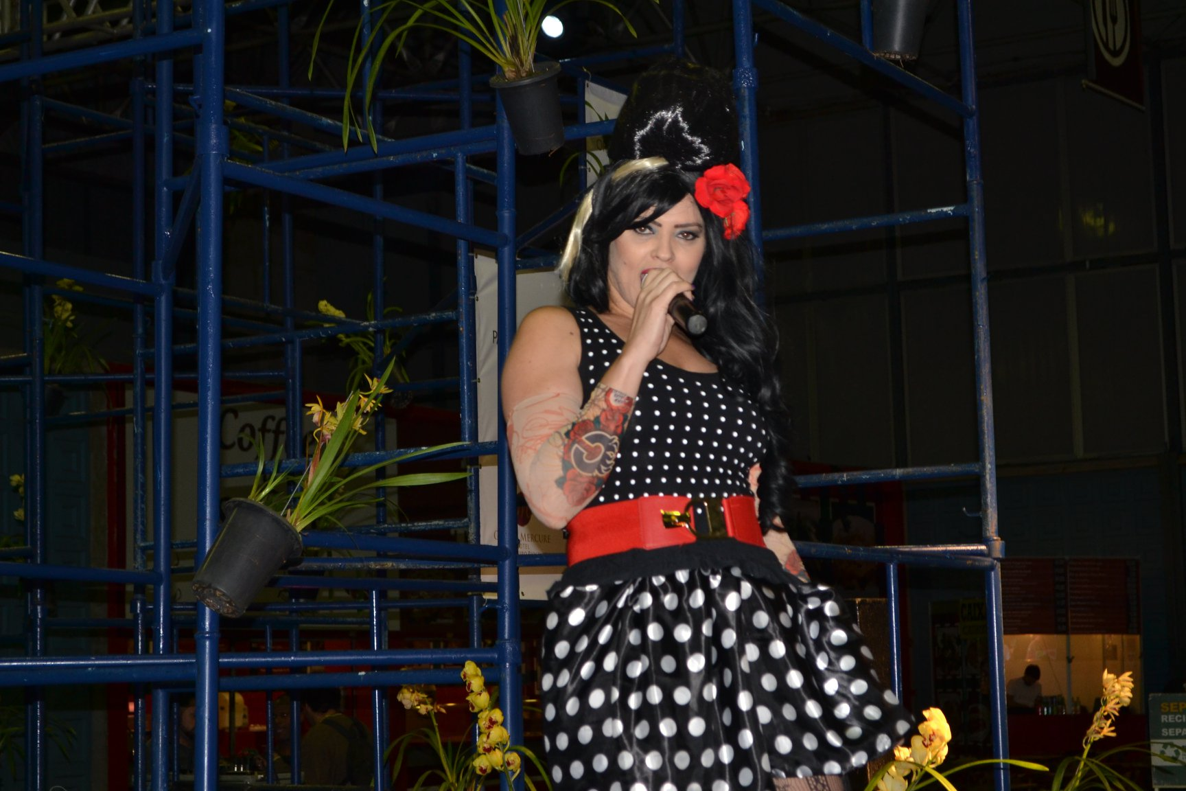 Amy Winehouse @ XPO Noivas e Festas
