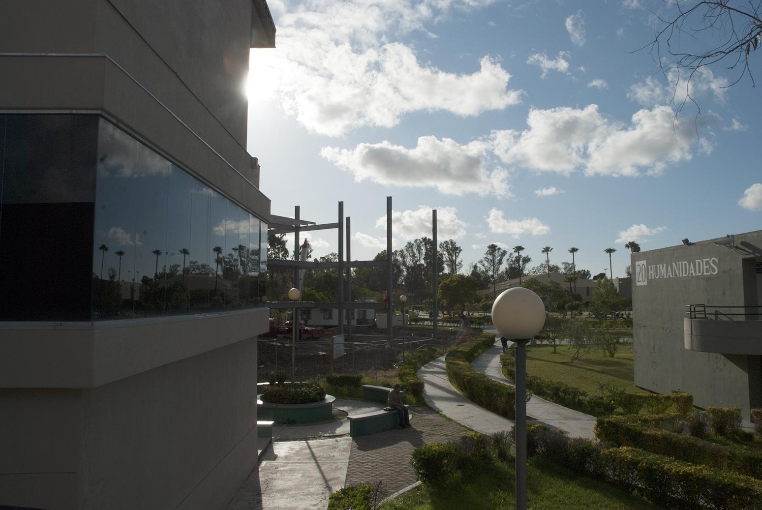 Construcción del Edificio 7D